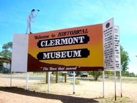 Clermont Historical Centre and Museum - New South Wales Tourism