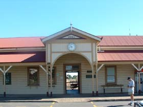 Maryborough Railway Station - New South Wales Tourism