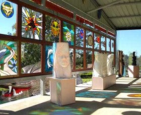 Alpha31 Art Gallery and Sculpture Garden - New South Wales Tourism