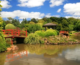 Japanese Gardens - New South Wales Tourism