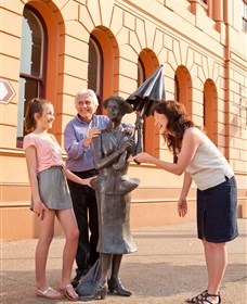Birthplace of PL Travers - New South Wales Tourism
