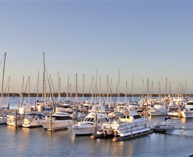 Bundaberg Port Marina - New South Wales Tourism