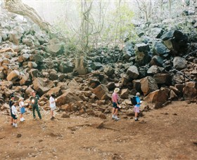 Undara Volcanic National Park - New South Wales Tourism