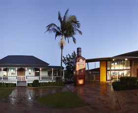 Bundaberg Distilling Company Bondstore - New South Wales Tourism
