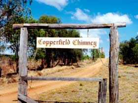 Copperfield Store and Chimney - New South Wales Tourism