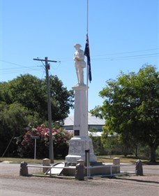Aramac War Memorial - New South Wales Tourism