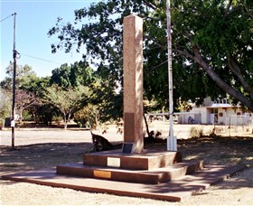Mount Isa Memorial Cenotaph - New South Wales Tourism