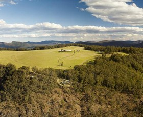 Spicers Peak Lodge - The Peak Restaurant - New South Wales Tourism