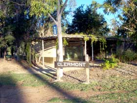 Clermont - Old Town Site - New South Wales Tourism