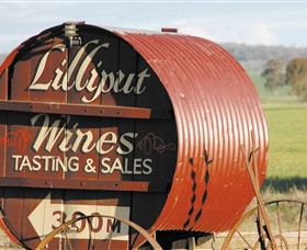 Lilliput Wines - New South Wales Tourism