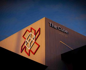 The Cube Wodonga - New South Wales Tourism