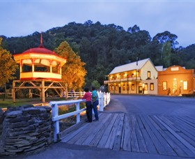 Walhalla Historic Area - New South Wales Tourism