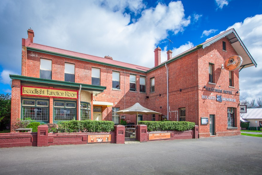 Holgate Brewhouse at Keatings Hotel - New South Wales Tourism