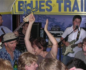 The Blues Train - New South Wales Tourism