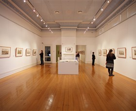 Ararat  Gallery TAMA - New South Wales Tourism