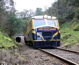 Yarra Valley Railway - New South Wales Tourism
