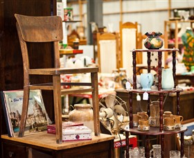 Bendigo Pottery Antiques and Collectables Centre - New South Wales Tourism