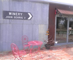 John Gehrig Wines - New South Wales Tourism