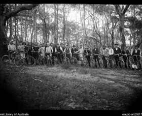 Historic Mystery Bay Velodrome - New South Wales Tourism