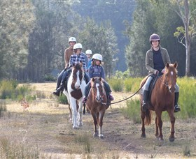 Horse Riding at Oaks Ranch and Country Club - New South Wales Tourism
