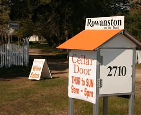 Rowanston on the Track Winery  Bed and Breakfast - New South Wales Tourism