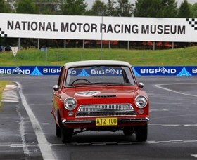 National Motor Racing Museum - New South Wales Tourism
