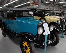 National Transport Museum - New South Wales Tourism