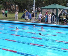 Yass Olympic Swimming Pool - New South Wales Tourism
