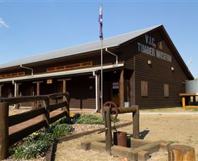 South Burnett Region Timber Industry Museum - New South Wales Tourism