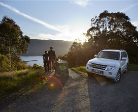 Aberfeldy Four Wheel Drive Track - New South Wales Tourism