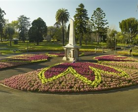Queens Park Toowoomba - New South Wales Tourism