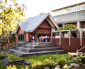 Hollydene Estate Wines and Vines Restaurant - New South Wales Tourism