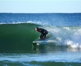 Surfaris Surf Camp - New South Wales Tourism