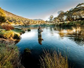 Fly Fishing Tumut - New South Wales Tourism