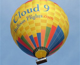 Cloud 9 Balloon Flights - New South Wales Tourism