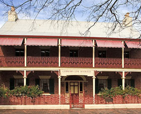 Windsor Heritage Walk - New South Wales Tourism