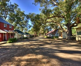 The Australiana Pioneer Village Ltd - New South Wales Tourism