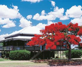 Aramac - Harry Redford Interpretive Centre - New South Wales Tourism