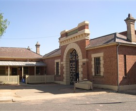 Old Wentworth Gaol - New South Wales Tourism