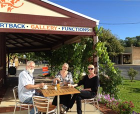 Artback Australia Gallery and Cafe - New South Wales Tourism