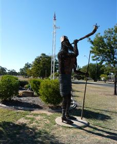 Jericho - The Trumpeter - New South Wales Tourism