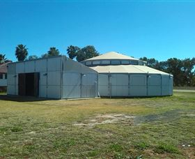 Augathella Q150 Shed - New South Wales Tourism