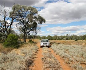 Augathella 4x4 Stock Route Trail - New South Wales Tourism
