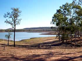 Theresa Creek Dam - New South Wales Tourism