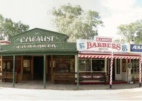 The Pioneer Settlement - New South Wales Tourism