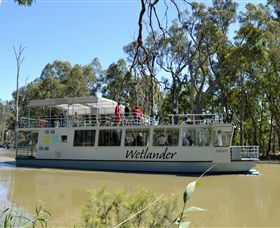 Wetlander Cruises - New South Wales Tourism