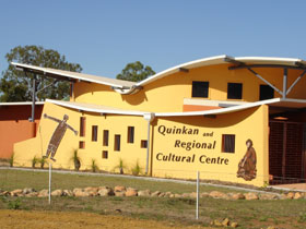 The Quinkan and Regional Cultural Centre - New South Wales Tourism