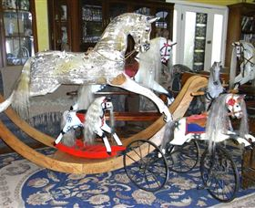 Rocking Horse Restorations - New South Wales Tourism