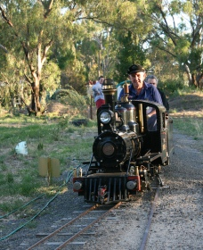 Jerilderie Steam Rail - New South Wales Tourism