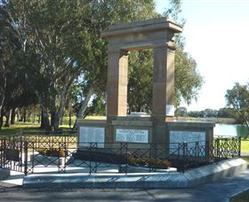 Memorial Park and Garden - New South Wales Tourism